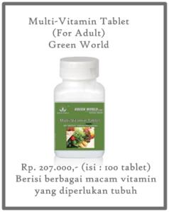 vitamin dewasa